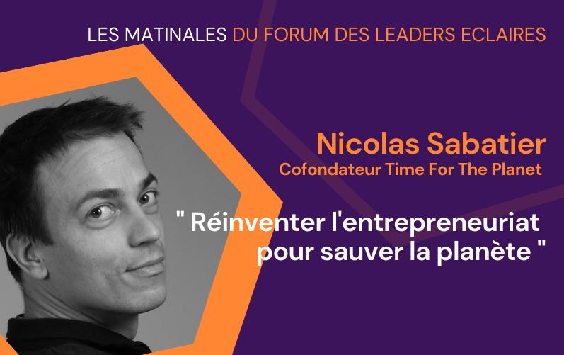 Matinale de Nicolas Sabatier